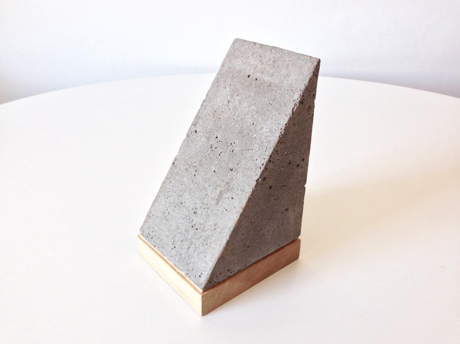 concrete bookends nicoll ferguson