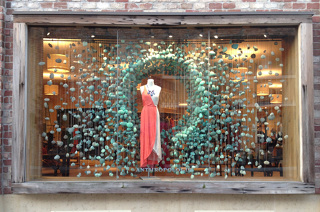 Katie m kulper for Anthropologie store decoration ideas